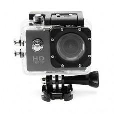 กล้องกันน้ำ Action CamCorder FHD 1080P No WiFi สีดำ