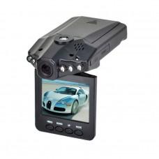 กล้องติดรถยนต์ HD DVR รุ่น H198 - สีดำ