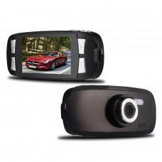 กล้องติดรถยนต์ Full HD WDR รุ่น G1W ชิพ NT96650 - สีดำ