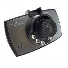 กล้องติดรถยนต์ FHD DVR รุ่น G30C - สีดำ (รุ่นยอดฮิต) เมนูไทย