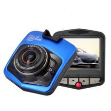 กล้องติดรถยนต์ FHD DVR รุ่น T300i สีฟ้า