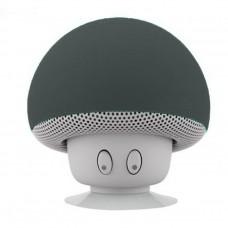 ลำโพงเห็ดบลูทูธ รุ่น BT280 Mushroom Bluetooth Speaker สีดำ