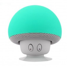 ลำโพงเห็ดบลูทูธ รุ่น BT280 Mushroom Bluetooth Speaker สีเขียว