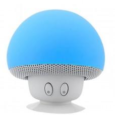 ลำโพงเห็ดบลูทูธ รุ่น BT280 Mushroom Bluetooth Speaker สีฟ้า