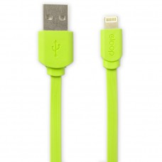 Eloop สายชาร์จ Lightning USB Data Cable for i5/i6/i6s/iPad (สีเขียว)