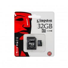 Kingston เมมโมรี่การ์ด Micro SDHC 32 GB Class 4 ประกัน Synex