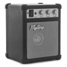 MyAmp Mini Speaker ลำโพงแบบพกพา รุ่น Retro - สีดำ