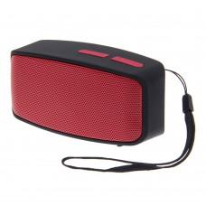 ลำโพงบลูทูธ Bluetooth Speaker ฟัง MP3/วิทยุ รุ่น N10U สีแดง