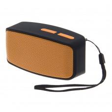 ลำโพงบลูทูธ Bluetooth Speaker ฟัง MP3/วิทยุ รุ่น N10U สีส้ม