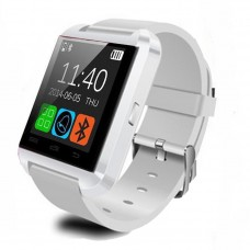 Smart Watch Bluetooth รุ่น U8 (สีขาว)