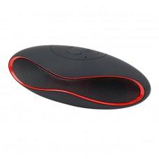 ลำโพงบลูทูธ Bluetooth Speaker Mini X6U สีดำ