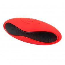 ลำโพงบลูทูธ Bluetooth Speaker Mini X6U สีแดง